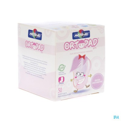 Ortopad Junior For Girls Oogpleister 50 73221