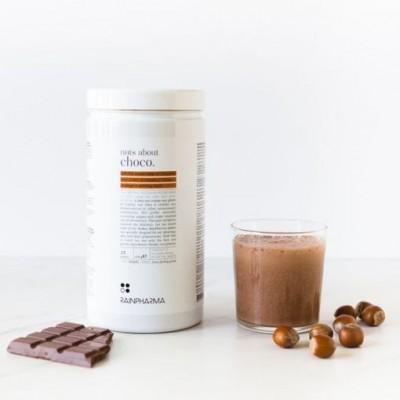 RAINPHARMA SHAKE CLASSIC NUTS ABOUT CHOCO 510G
