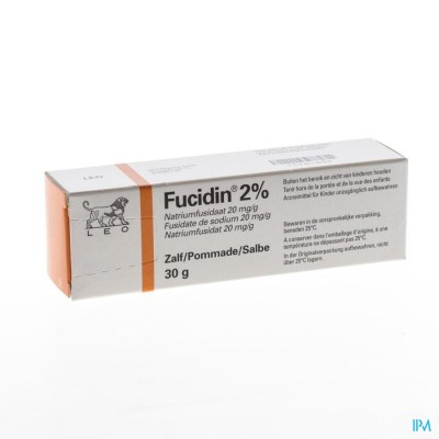 FUCIDIN ZALF POMMADE 2 % 30 G