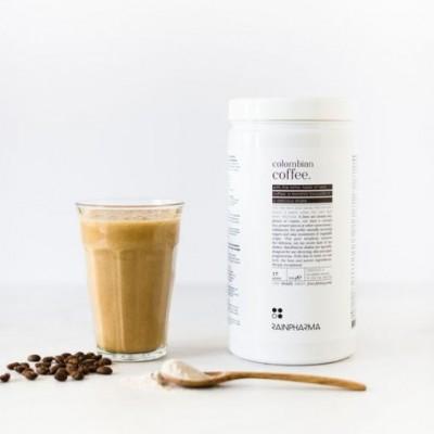 RAINPHARMA SHAKE STEVIA COLOMBIAN COFFEE 510G