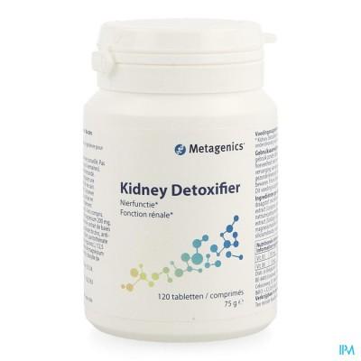 Kidney Detoxifier Nf Comp 120 4008 Metagenics
