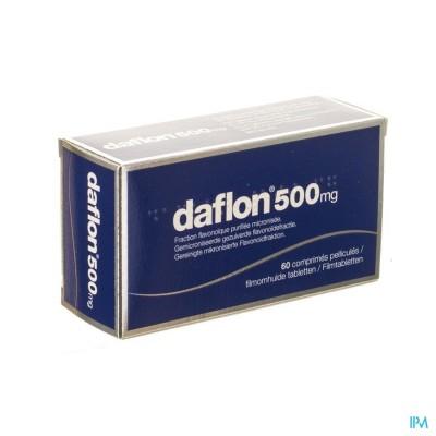 DAFLON 500 COMP  60 X 500MG
