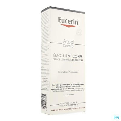 EUCERIN ATOPICONTROL LOTION KALMEREND 400ML