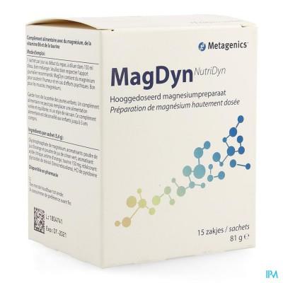 Magdyn Pdr Zakje 15 3858 Metagenics