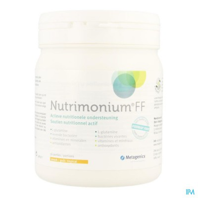 Nutrimonium Ff Tropical Port. 56 22860 Metagenics