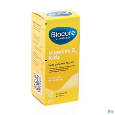 Biocure D3 Kids Gutt 20ml