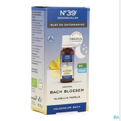 BACHBLOESEM BIO N39 NOODGEVALLEN NACHT PARELS 20G
