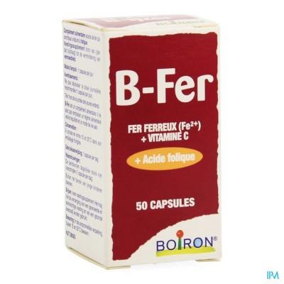 B-IJZER NUTRIDOSES         CAPS  50 BOIRON