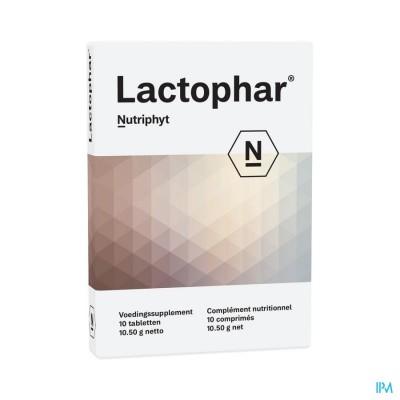 Lactophar 10 tab 1x10 blister