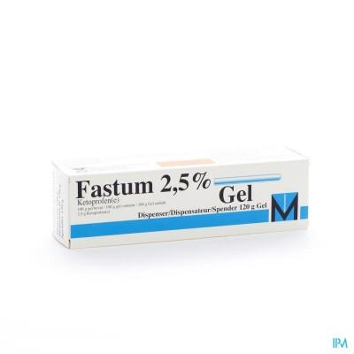 FASTUM GEL DISPENSER 120 G