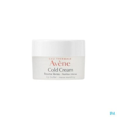 AVENE COLD CREAM LIPBALSEM POT 10ML