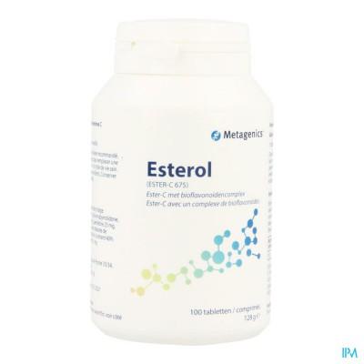Esterol Tabl 100x675mg 1667 Metagenics