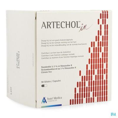 ARTECHOL IN                CAPS  90