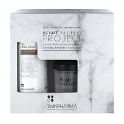 rainpharma SMART NUTRITION PROGRAM, Snp box raw chocolate