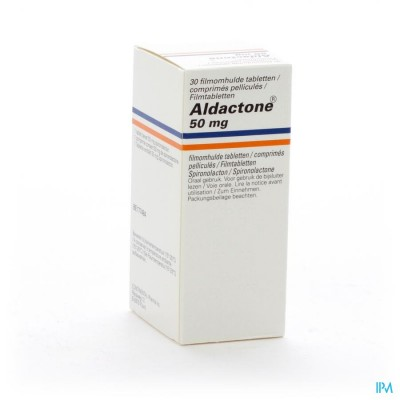 ALDACTONE COMP  30 X  50 MG