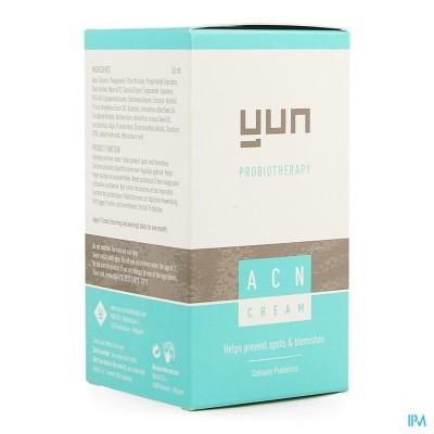 YUN ACN CREAM A/ACNE FOR NORMAL-OILY SKIN     50ML