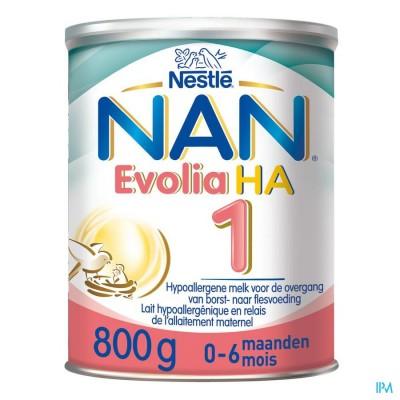 NAN OPTIPRO EVOLIA HA 1        800G