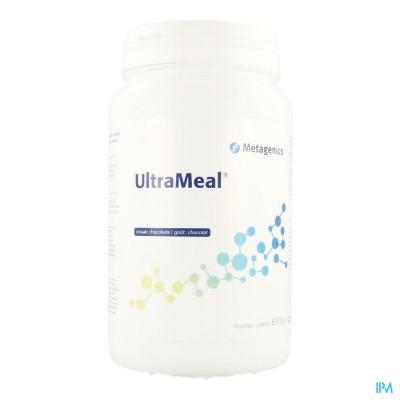 Ultrameal Chocolade Pdr 630g 78 Metagenics
