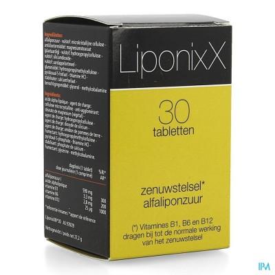 LIPONIXX                    TABL 30