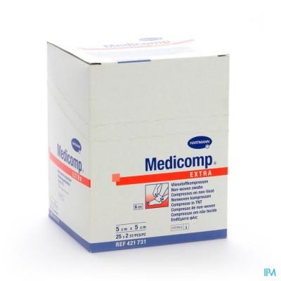 MEDICOMP KP STER 6PL          5X  5CM 25X2 4217314