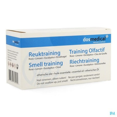 REUKTRAINING DOS MEDICAL SET 1           4X1,5ML