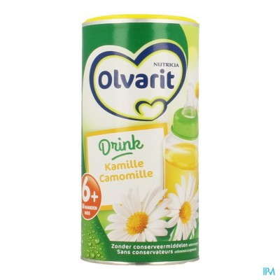 OLVARIT DRINK KAMILLE         THEE KORRELS 200G