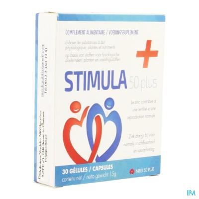 STIMULA 50 PLUS BLISTER CAPS 30