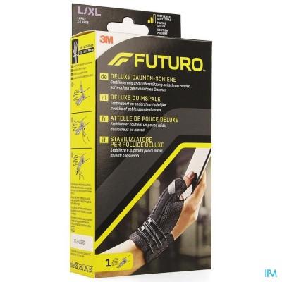 FUTURO DUIMSPALK DELUXE ZWART     L-XL 16,5-20,3CM
