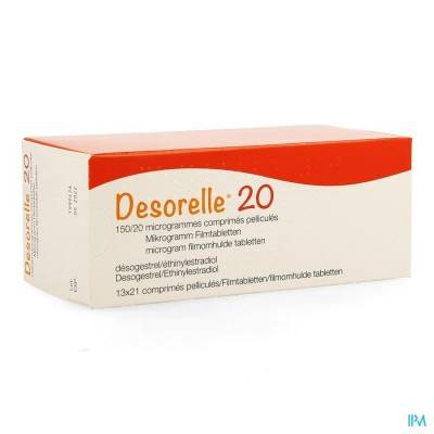 DESORELLE 20 COMP 13 X 21