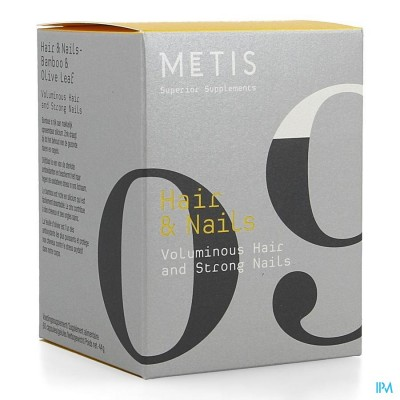 METIS HAIR & NAILS 09 START              V-CAPS 60