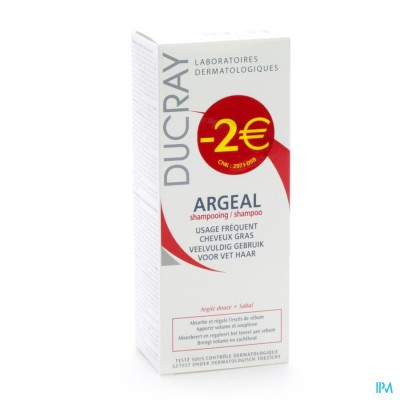Ducray Argeal Sh 150ml