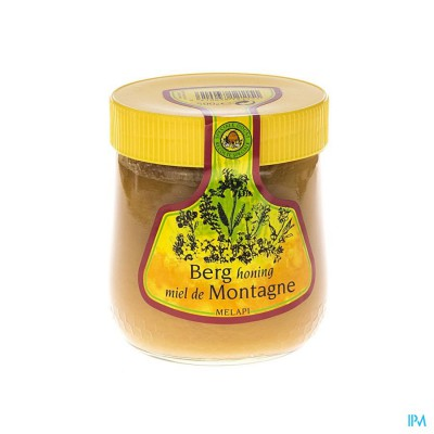 Melapi Honing Berg Zacht 500g 5521