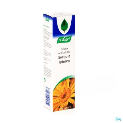 VOGEL ARNICAFORCE CREME NF     30ML