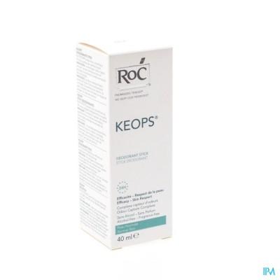 ROC KEOPS DEO STICK Z/ALCOHOL Z/PARF NH       40ML