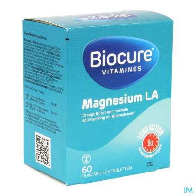 Biocure Magnesium La Filmomh.tabl 60