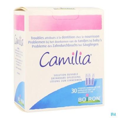 CAMILIA      UNIDOSES 30X1ML BOIRON