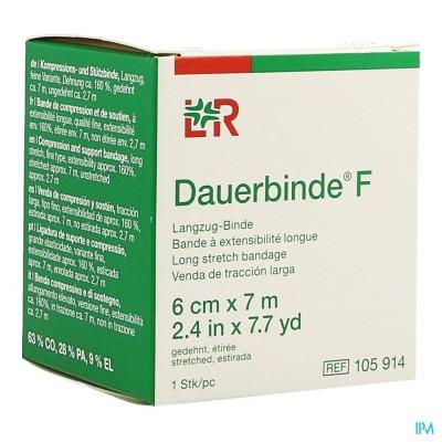DAUERBINDE F          6CM X 7M  1 105914