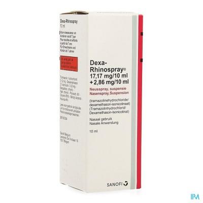 DEXA RHINOSPRAY MICRODOSEUR 10 ML