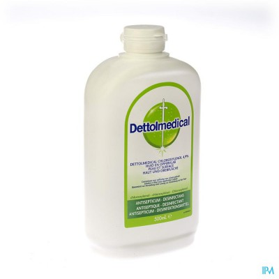 Dettolmedical Chloroxylenol 4,9% 500ml