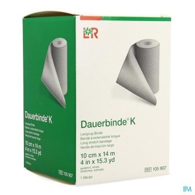 DAUERBINDE K    10CM X14M  1 105907
