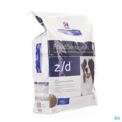 HILLS PRESCRIP.DIET CANINE ZD ULTRA     10KG 5341N