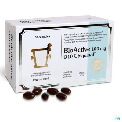 BIO ACTIVE Q10 100MG       CAPS 150