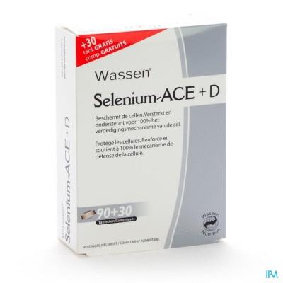 SELENIUM-ACE+D         COMP 120 (90+30GRATIS) 5777
