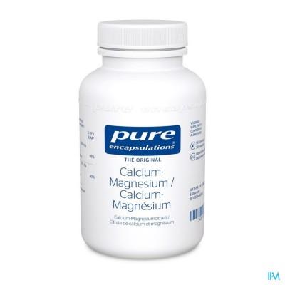 PURE ENCAPSULATIONS CALCIUM-MAGNESIUMCITR.CAPS  90