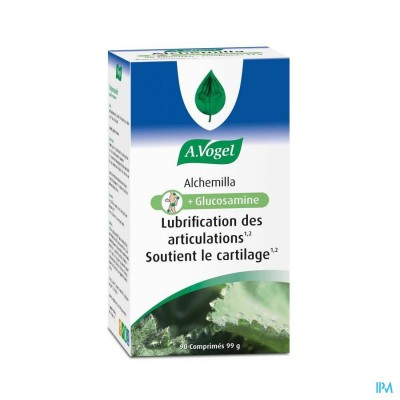 A.Vogel Alchemilla + Glucosamine 90 tabletten