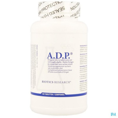 ADP BIOTICS                    COMP 120