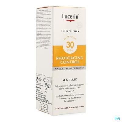 Eucerin Sun Fluide A/age Ip30 50ml