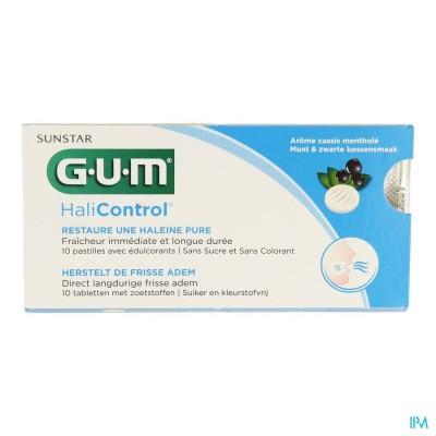 GUM HALICONTROL                       COMP 10 3060