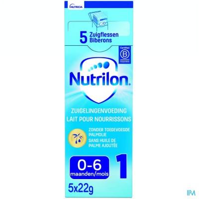 NUTRILON 1                    5X23G CFR 4291043