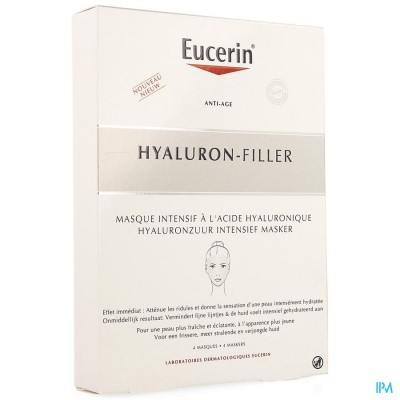EUCERIN HYALURON FILLER HYALURON INTENS. MASKER 4